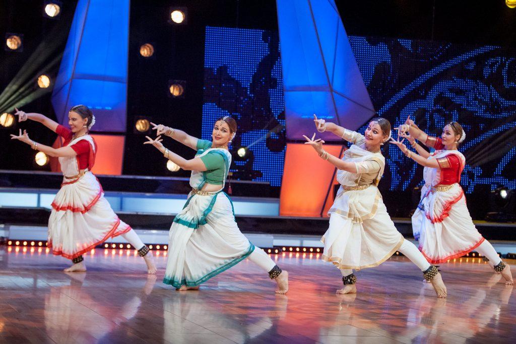 Indiški šokiai